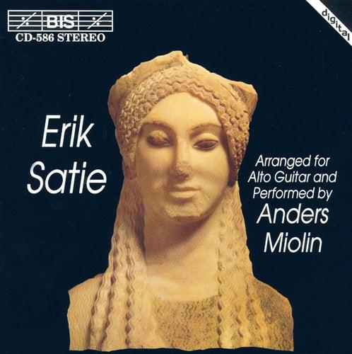 Piano Music Arranged For Guitar de Erik Satie