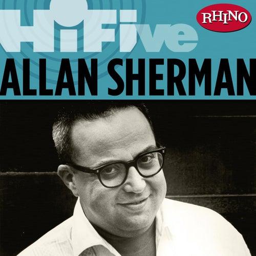 Rhino Hi-five: Allan Sherman de Allan Sherman