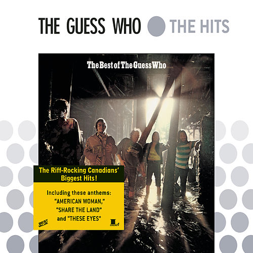 The Best Of The Guess Who de The Guess Who