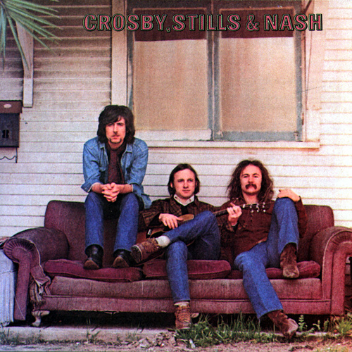 Crosby, Stills & Nash de Crosby, Stills and Nash
