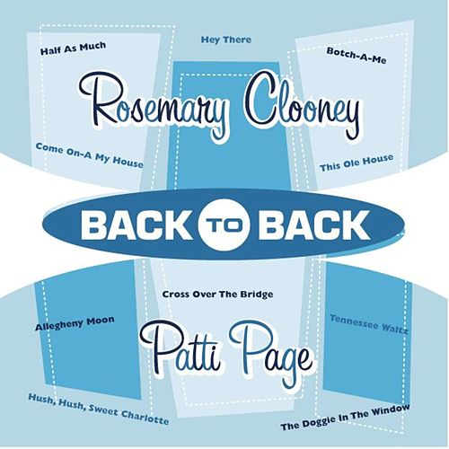 Back to Back de Rosemary Clooney