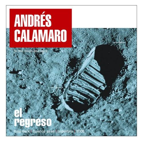 El regreso de Andres Calamaro