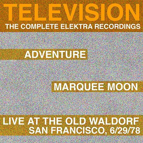 The Complete Elektra Recordings de Television