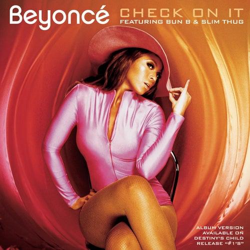 Check On It (remix 5 Pak) von Beyoncé
