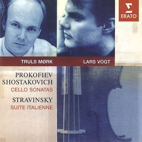 Russian Cello Music de Lars Vogt