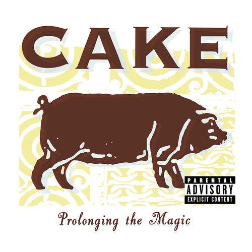 Prolonging The Magic de Cake