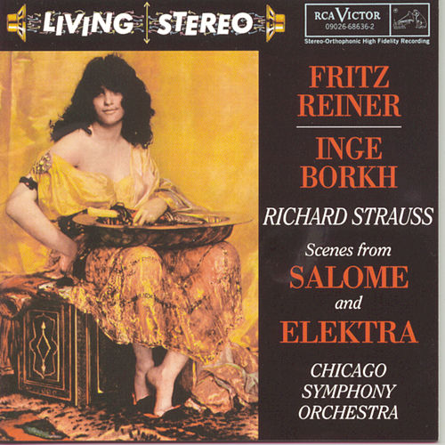 Richard Strauss: Scenes From Salome And Elektra de Fritz Reiner