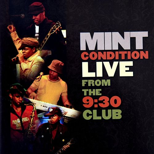 Live From The 9:30 Club von Mint Condition