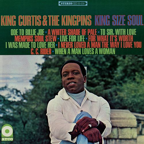 King Size Soul by King Curtis