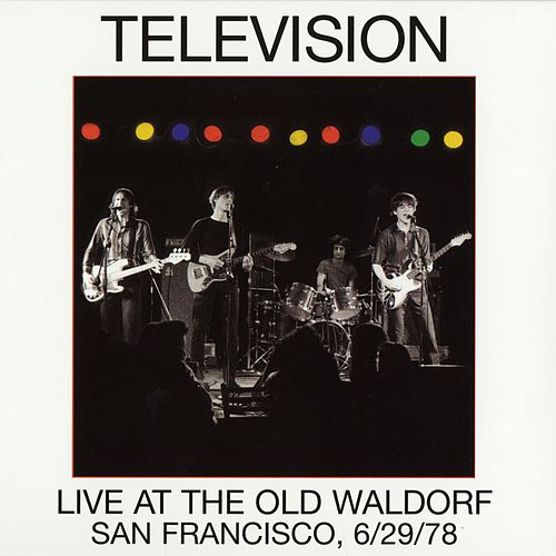 Live At The Old Waldorf de Television