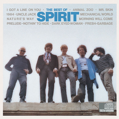 Best Of Spirit von Spirit