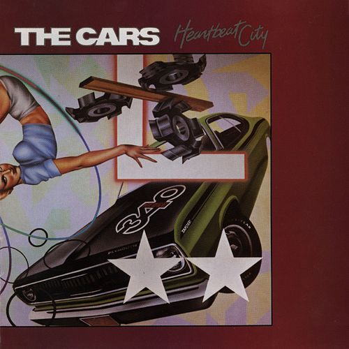 Heartbeat City von The Cars