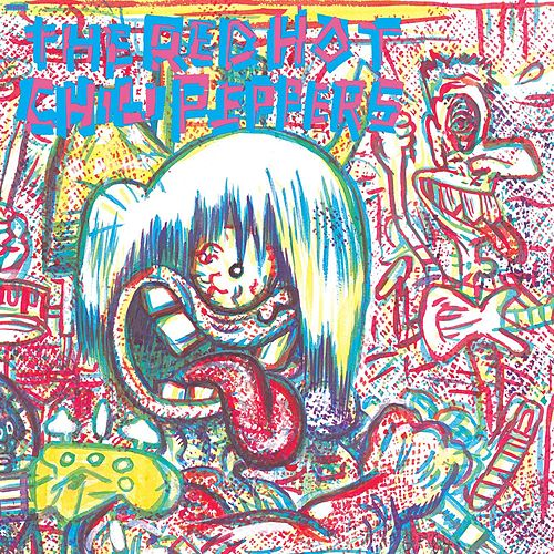 The Red Hot Chili Peppers von Red Hot Chili Peppers