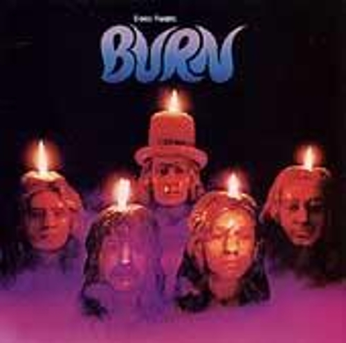 Burn by Deep Purple