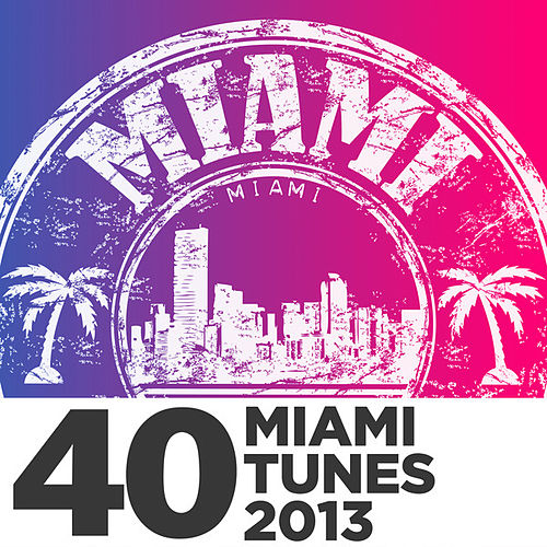 40 Miami Tunes 2013 von Various Artists