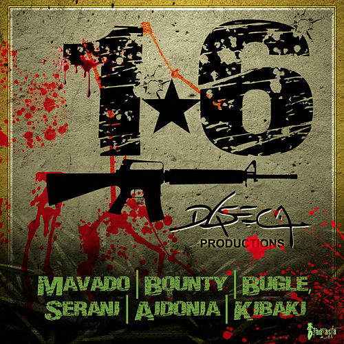 16 Riddim - EP by Various Artists