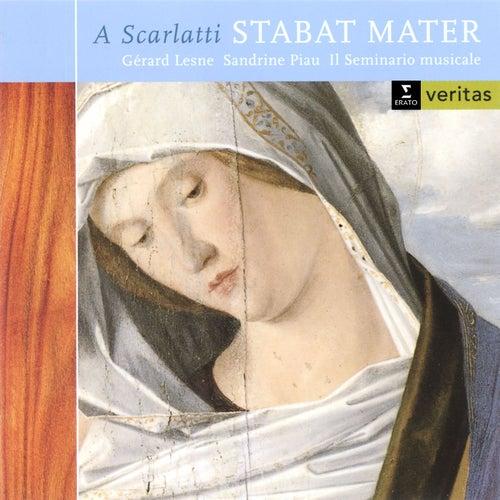 Alessandro Scarlatti - Sacred Works von Il Seminario Musicale