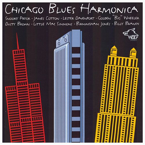 Chicago Blues Harmonica by Various Artists