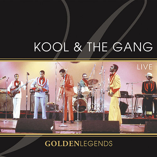 Golden Legends: Kool And The Gang Live di Kool & the Gang