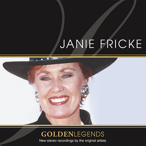 Golden Legends: Janie Fricke de Janie Fricke