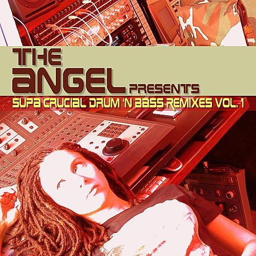 Supa Crucial Drum 'n Bass Remixes Volume 1 by The Angel