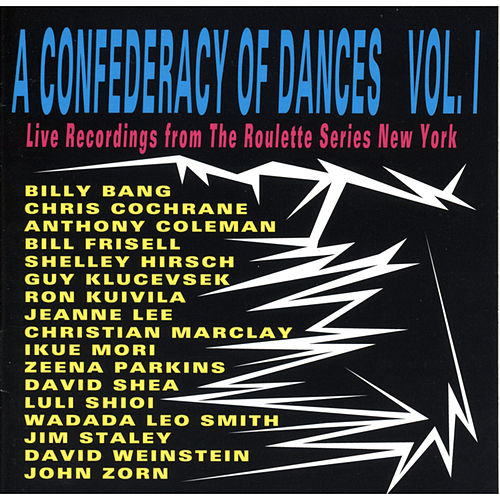 A Confederacy Of Dances Vol. 1 by Various Artists