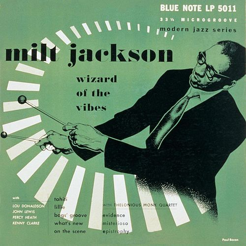 Wizard Of The Vibes di Milt Jackson
