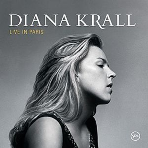 Live In Paris de Diana Krall
