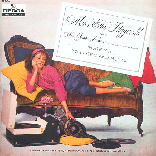 Invite You To Listen And Relax de Ella Fitzgerald