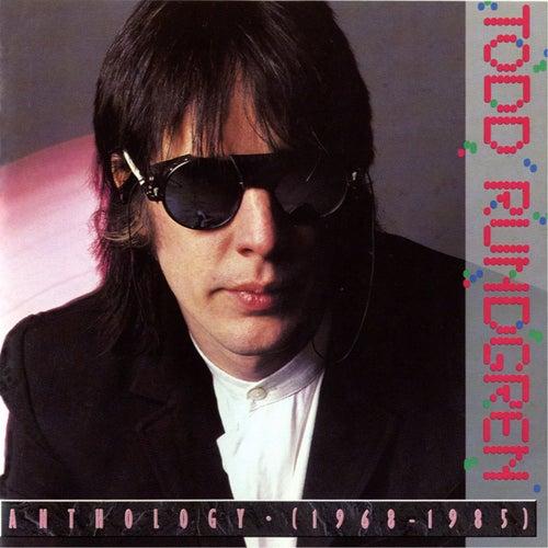 Anthology [1968-1985] [digital] by Todd Rundgren