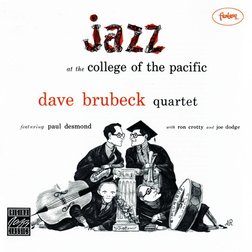 Jazz At The College Of The Pacific by Dave Brubeck