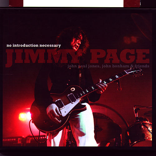 No Introduction Necessary [Deluxe Edition] by Jimmy Page