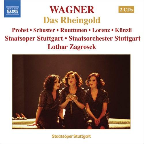 Wagner: Das Rheingold von Richard Wagner