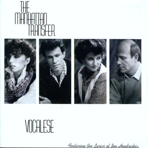 Vocalese de The Manhattan Transfer