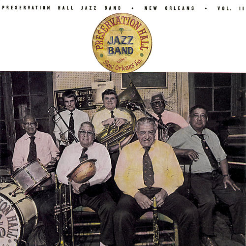 New Orleans Vol. 2 by Preservation Hall Jazz Band