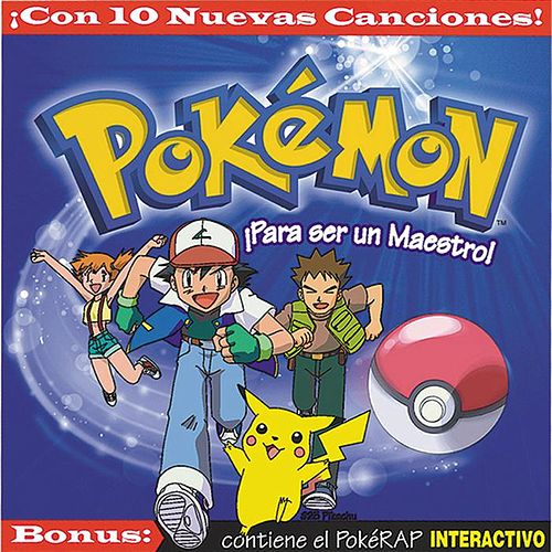 2b.A. Master: Music from the Hit TV Series [Spanish] de Pokemon-2.B.A. Master