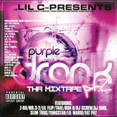 Purple Drank Volume 2 de Various Artists