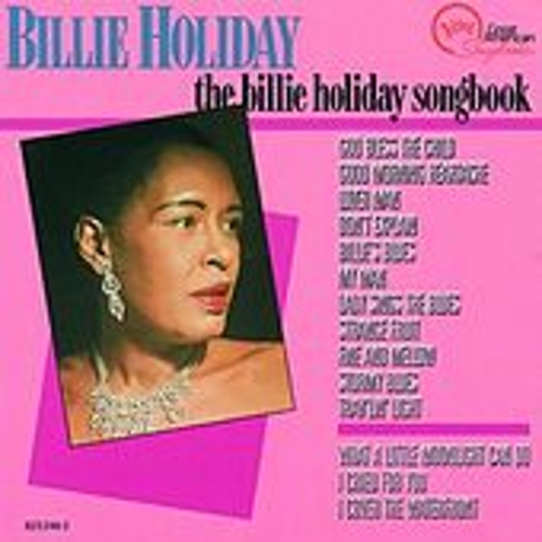 The Billie Holiday Songbook by Billie Holiday