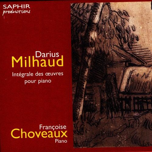 Darius Milhaud 1892-1974 de Darius Milhaud