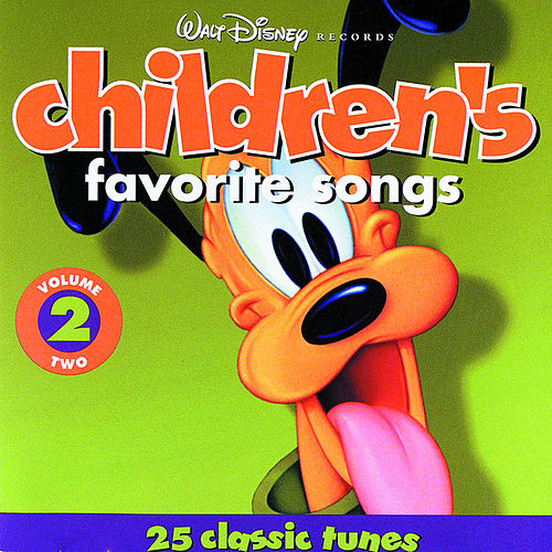 Children's Favorite Songs Volume 2 de Disney
