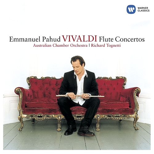 Vivaldi: Flute Concertos by Richard Tognetti
