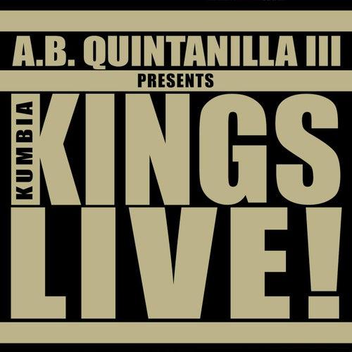 A.b. Quintanilla Iii Presents Kumbia Kings Live de A.B. Quintanilla Y Los Kumbia Kings