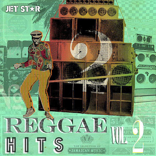 Reggae Hits, Vol. 2 [Jet Star] de Various Artists