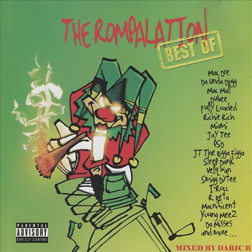 The Rompalation... Best Of by Various Artists