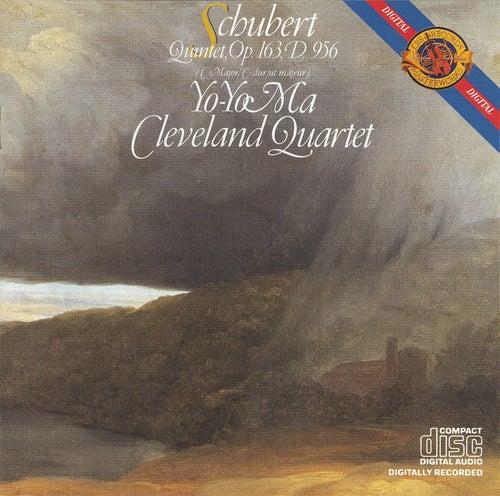 Schubert: Quintet in C Major by Yo-Yo Ma