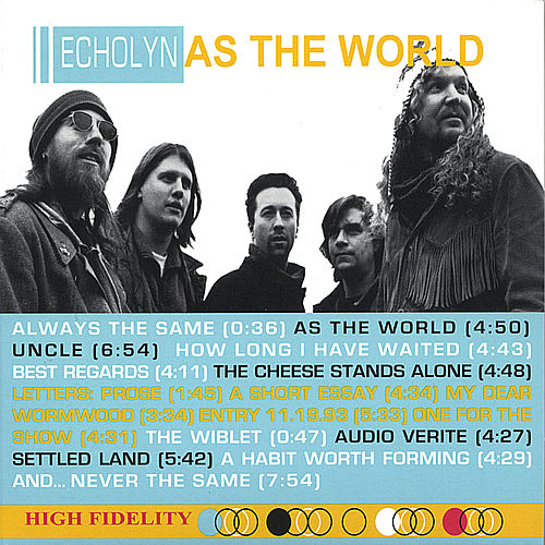 As The World de Echolyn