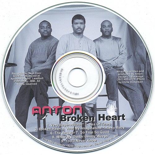 Broken Heart von Anton