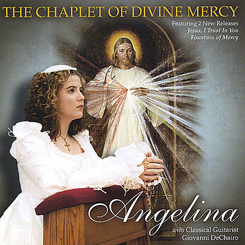 The Chaplet of Divine Mercy de Angelina