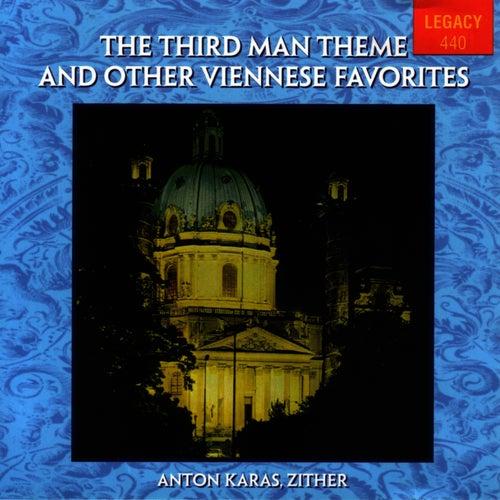 The Third Man Theme And Other Viennese Favorites - Anton Karas, Zither von Anton Karas