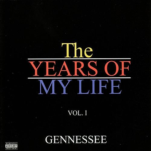 The Years Of My Life Vol.1 by Gennessee